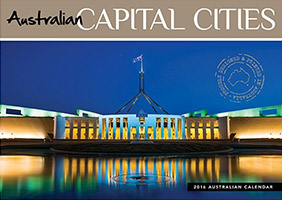 Australian Captial Cities