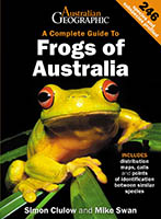 Australian Geographic Frogs