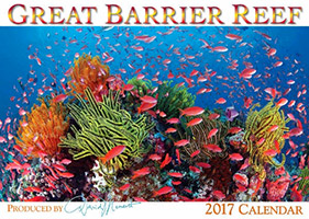 Great Barrier Reef Calendar 2017