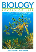 Seadragon Biology textbook cover