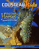 Cousteau Kids Magazine
