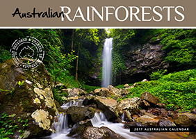 Australian Rainforests Calendar 2017